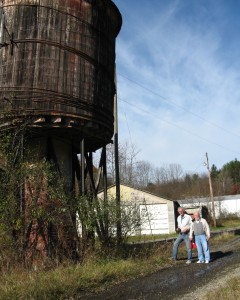 WVN water tower