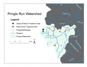Pringle Watershed Overview