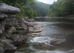 photo by Adam Webster - at the confluence of Otter Creek and Dry Fork, Mon National Forest